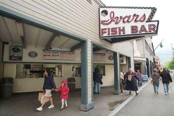 Ivar's Fish Bar.