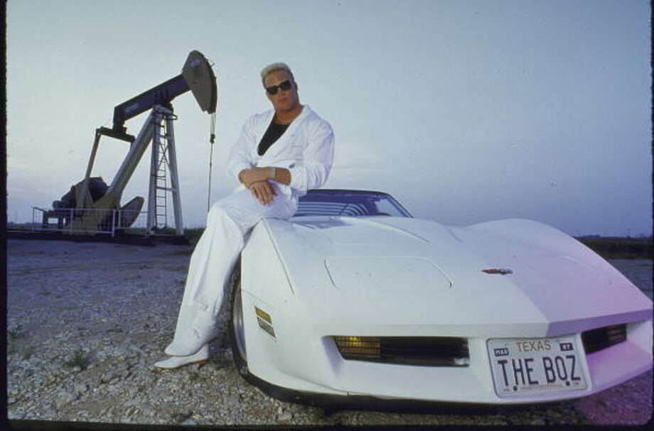 The BozBrian Bosworth-- Seahawks (1987-89)  Photo: Ronald C. Modra, Time & Life Pictures/Getty Image / Ronald C. Modra