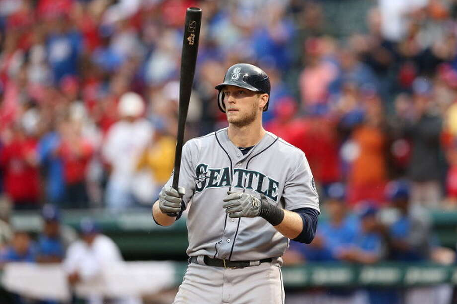 The CondorMichael Saunders-- Mariners (2009-present)  Photo: Ronald Martinez, Getty Images / 2012 Getty Images