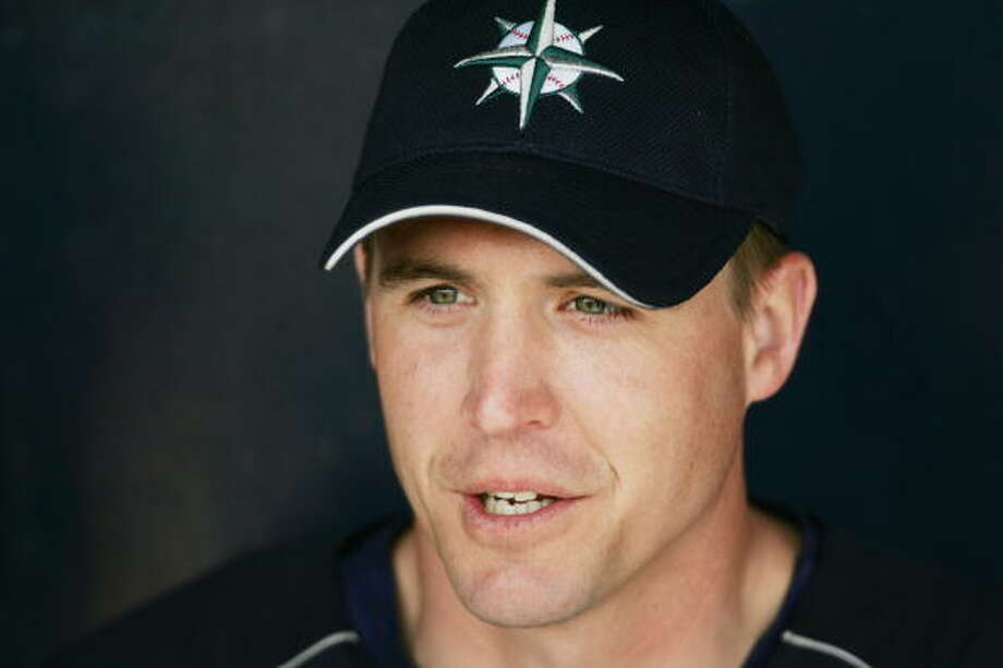 Dan the Man  Dan Wilson -- Mariners (1992-2005)  Photo: Nick Laham, Getty Images / 2005 Getty Images