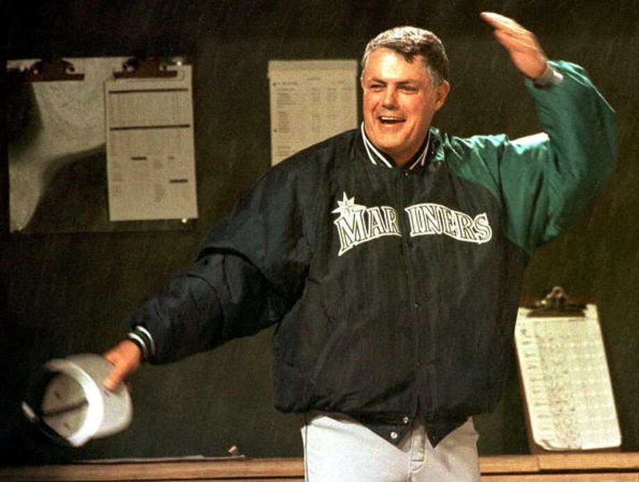 Sweet Lou  Lou Piniella -- Mariners manager (1993-2002)  Photo: TED MATHIAS, AFP/Getty Images / AFP