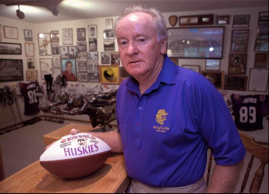 The DawgfatherDon James-- Washington football coach (1975-92)
