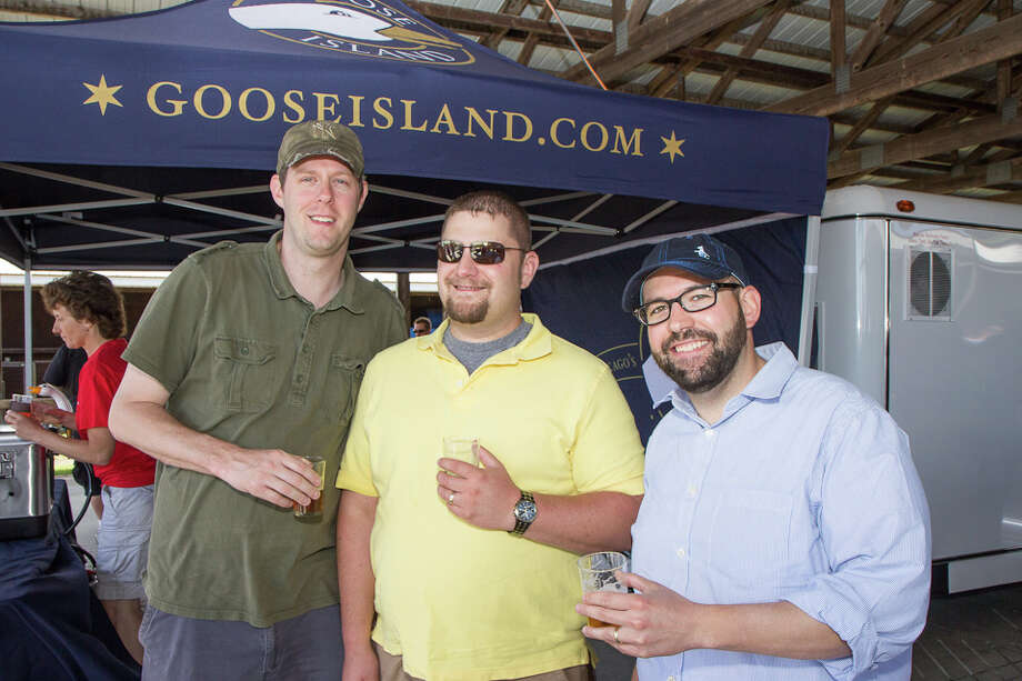 Were you Seen at the Saratoga Brewfest at the Saratoga County Fairgrounds in Ballston Spa on Saturday, June 15, 2013? Photo: Brian Tromans