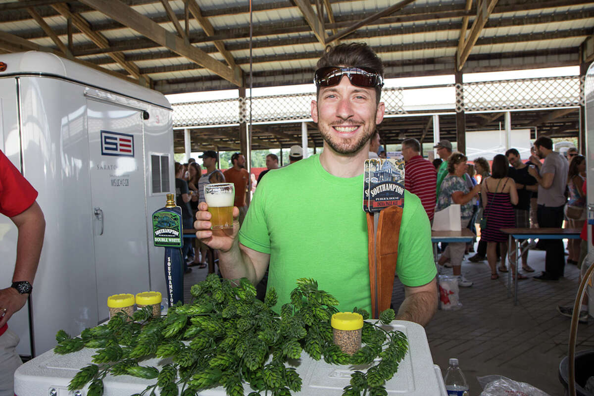 Were you Seen at the Saratoga Brewfest at the Saratoga County Fairgrounds in Ballston Spa on Saturday, June 15, 2013?