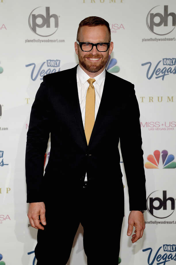 Personal trainer, television personality and pageant judge Bob Harper arrives at the 2013 Miss USA pageant at Planet Hollywood Resort & Casino on June 16, 2013 in Las Vegas, Nevada. Photo: Ethan Miller, Getty Images / 2013 Getty Images
