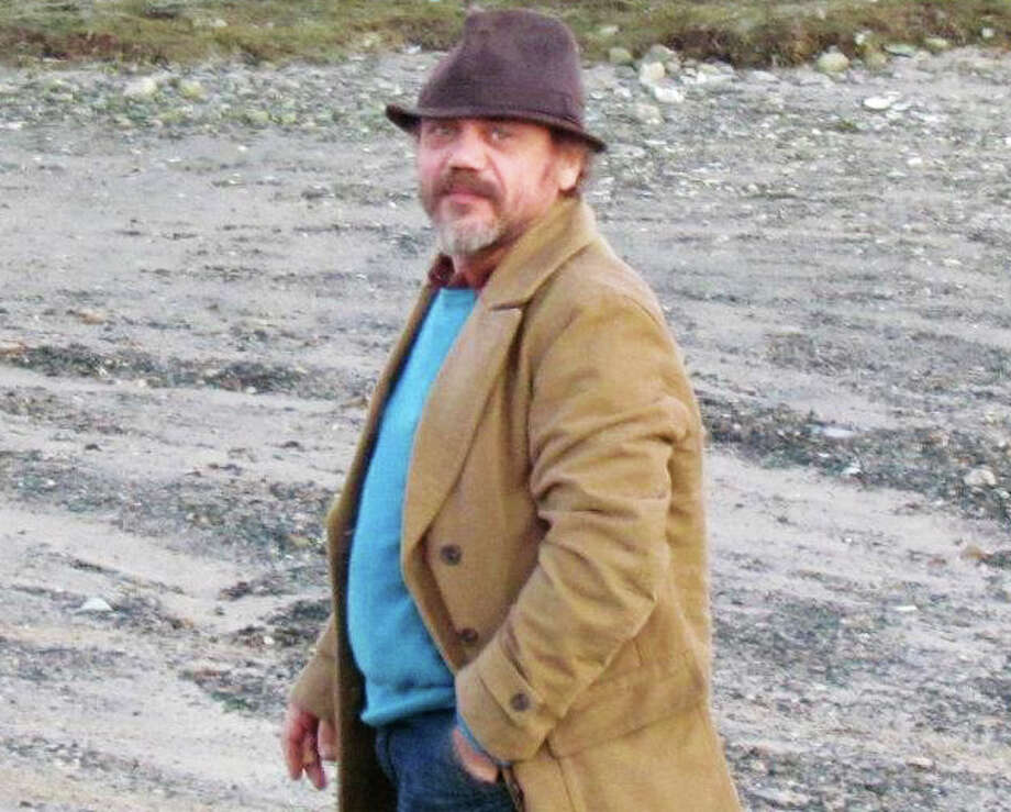 A photo of artist Nikolay Papp, from his Facebook page, who is believed to have drowned in Ash Creek marshlands Saturday. Photo: Contributed Photo / Fairfield Citizen