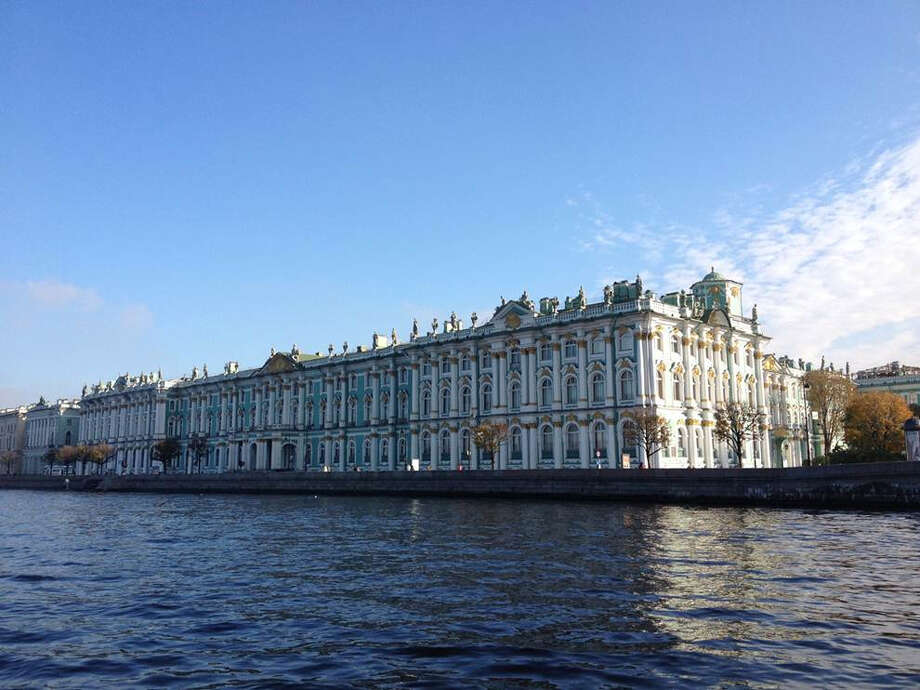 The State Hermitage Museum (pictured) in St. Petersburg, formerly the winter palace of the czars, is one of the must-see destinations in Russia.