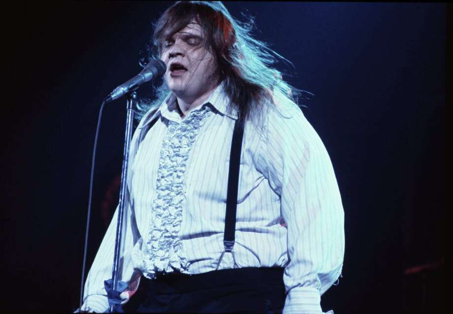 04. Meat Loaf1977: Bat Out of Hell, 50 million albums sold Photo: Michael Putland, Getty / 1978 Michael Putland