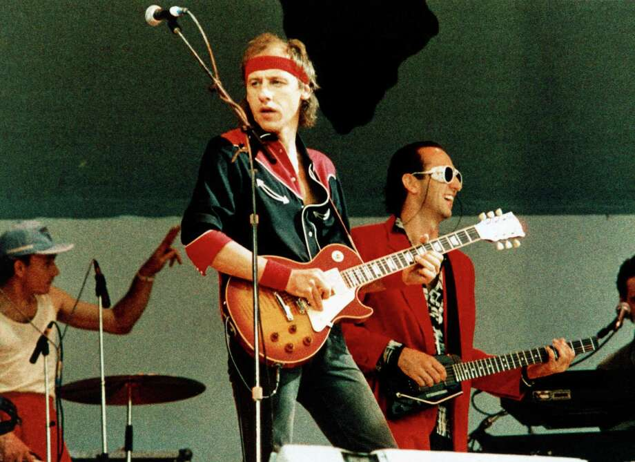 12. Dire Straits1985: Brothers in Arms, 30 million albums sold Photo: Peter Still, Getty / Redferns