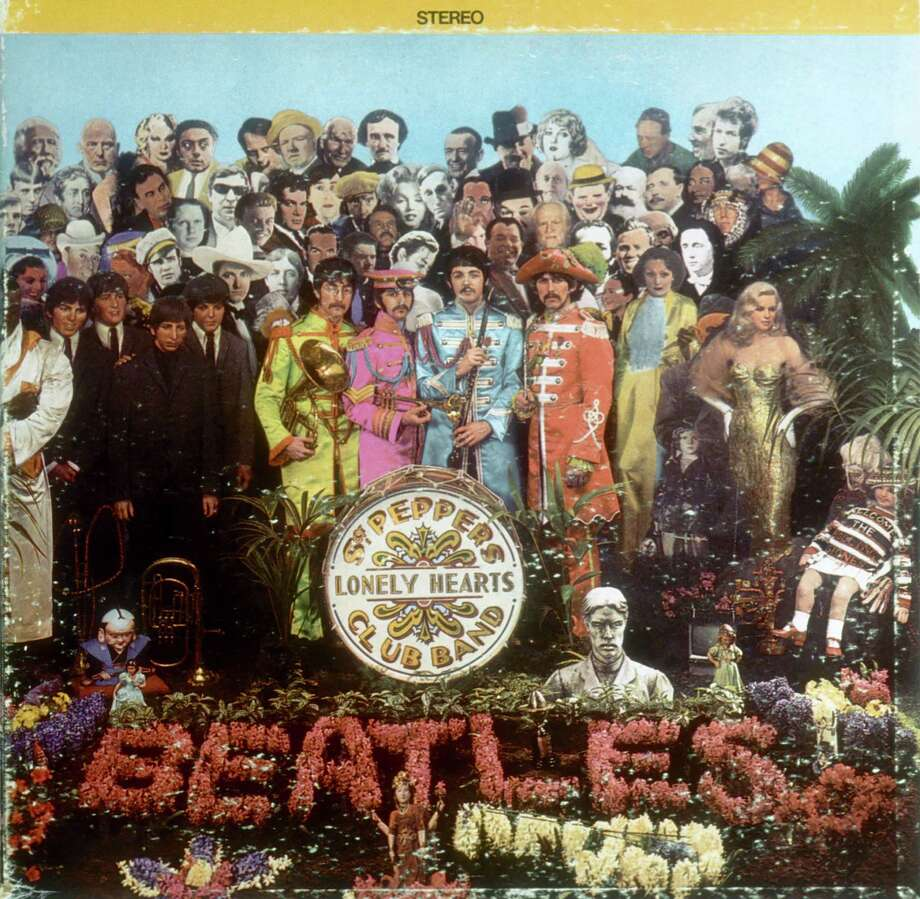 08. The Beatles1967: Sgt. Pepper's Lonely Hearts Club Band, 32 million albums sold Photo: Michael Ochs Archives, Getty / Michael Ochs Archives