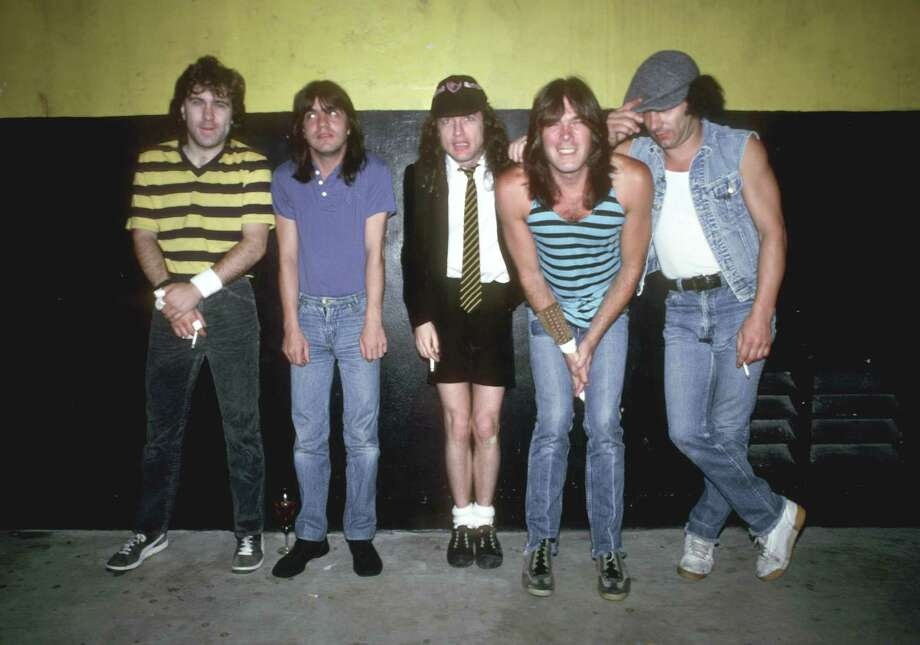 02. AC/DC1980: Back in Black, 50 million albums sold Photo: Michael Ochs Archives, Getty / Michael Ochs Archives