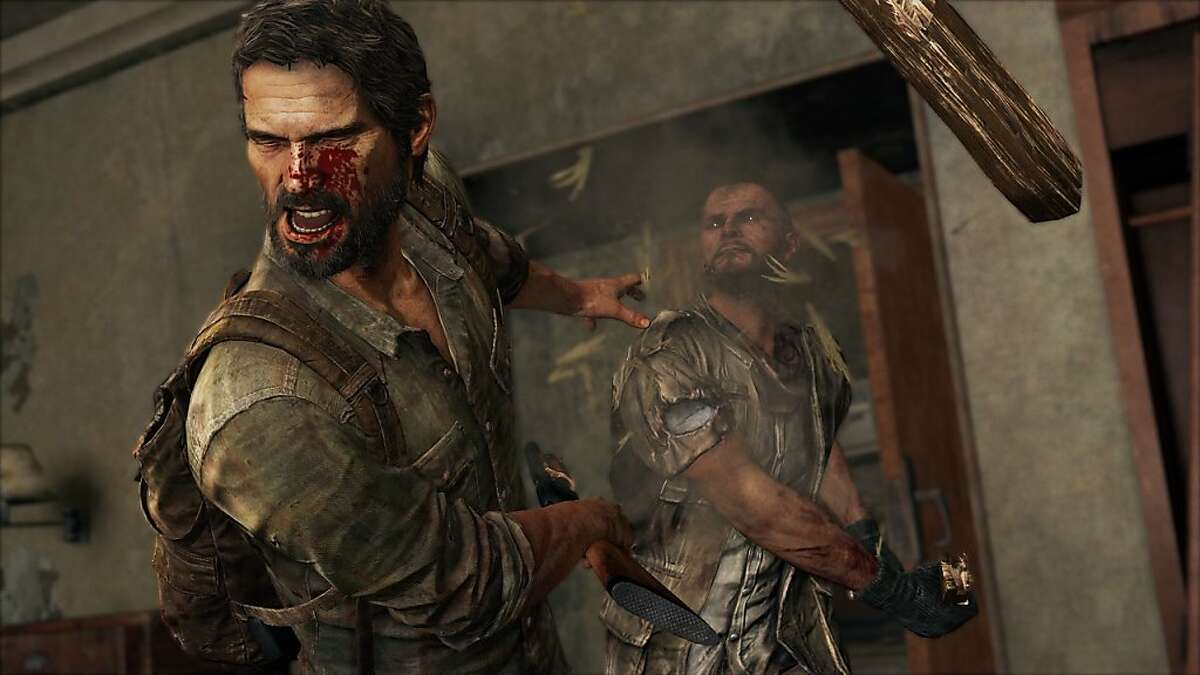 """The violence in """"The Last of Us"""" is often up close and personal."""