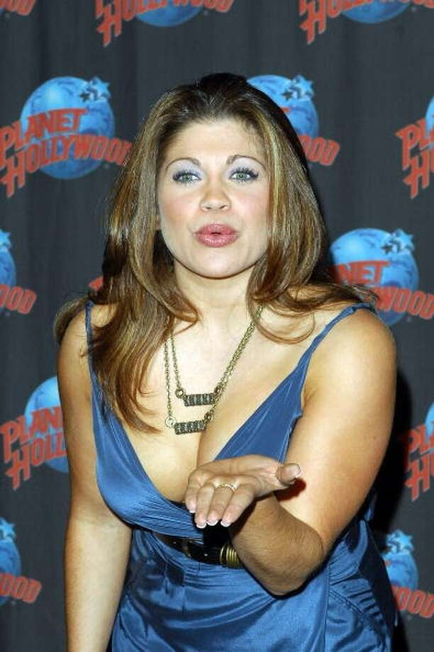 Actress Danielle Fishel attends a handprint ceremony celebrating her status as a pop culture icon at Planet Hollywood Times Square on December 15, 2008 in New York City. (Joe Corrigan/Getty)
