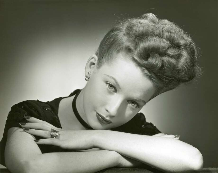 Portrait of woman with upswept hair. Photo: Retrofile/Getty Images