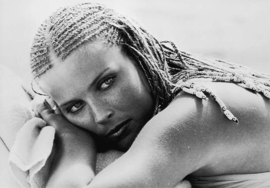 circa 1979:  Actress Bo Derek, star of the comedy film '10'. Photo: Getty Images