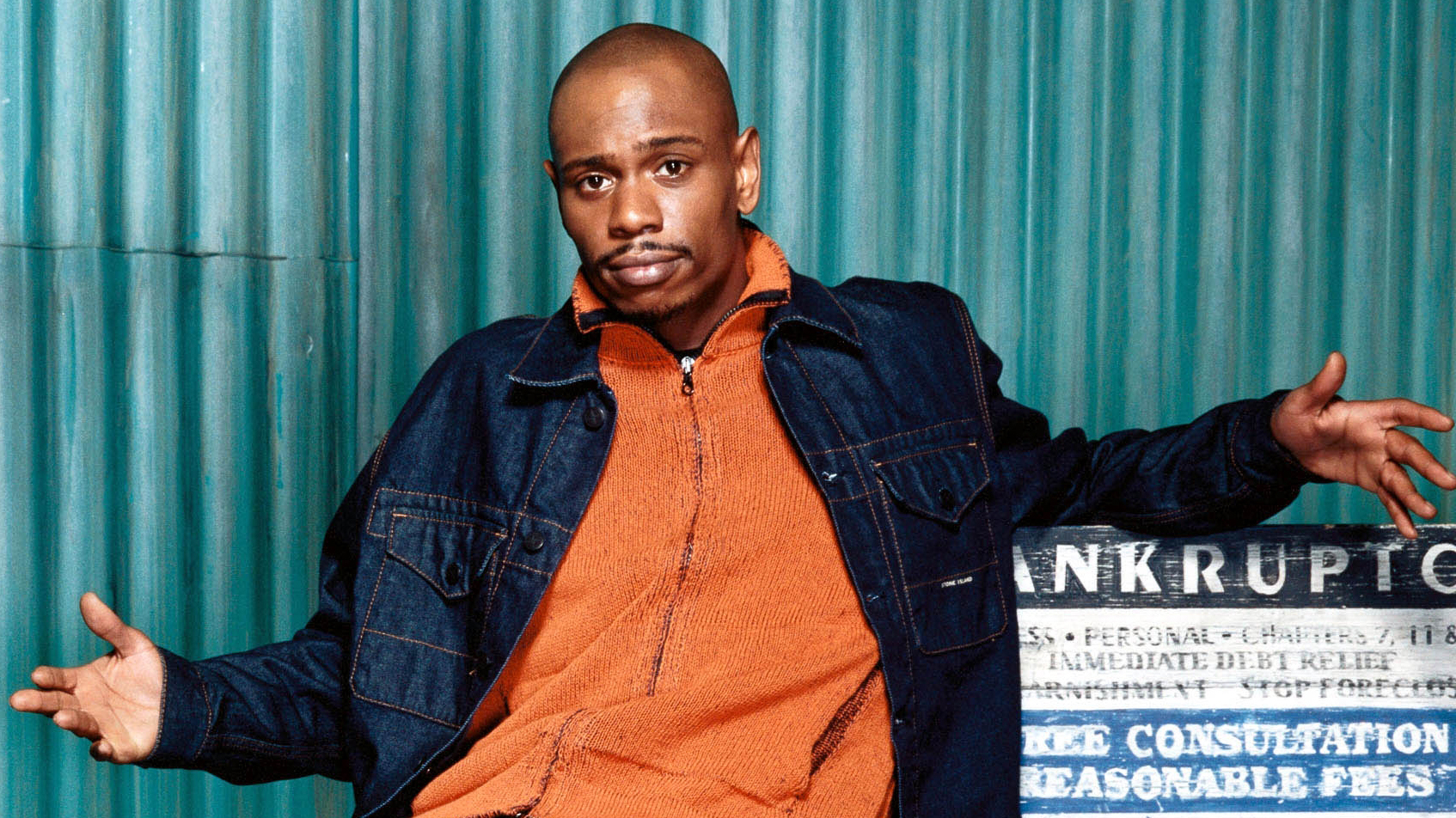 James T. Williams Ii Create your own Dave Chappelle