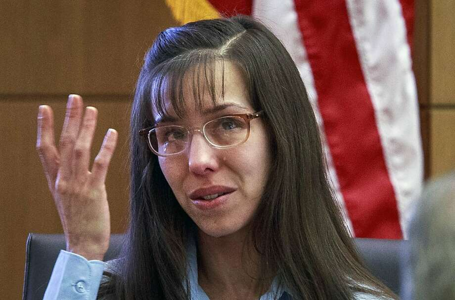#8 on Yahoo's list of top searches for 2013 includes, Jodi Arias. The now-convicted murderer of her boyfriend, Travis Alexander, took to the spotlight in celebrity style and embraced the attention at every turn as she spent weeks on the witness stand and did a series of media interviews. But Arias has vanished from view since her trial ended in May. Photo: Charlie Leight, Associated Press