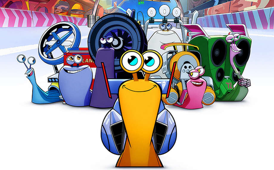 """""""Turbo FAST"""" (New Episodes)- Join Turbo and his posse on the Turbo Fast Action Stunt Team. Filled with outrageous comedy, action and laugh out loud fun, """"Turbo FAST"""" amps up everything to the extreme: extreme adventures, extreme challenges, and extreme excitement. Now Available"""