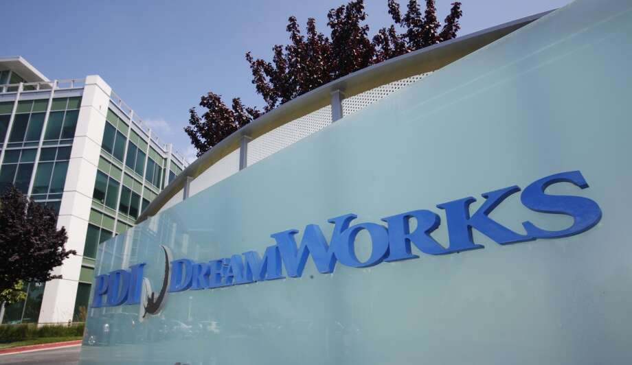 FILE - In this Monday, July 26, 2010 file photo, DreamWorks offices are shown in Redwood City, Calif. Netflix is going to start running original television series from Dreamworks Animation, the company announced Monday, June 17, 2013. Financial terms were not disclosed. Netflix Inc. says the multi-year agreement is its biggest deal ever for original first-run content and includes more than 300 hours of new programming. It expands on an existing relationship between the companies. (AP Photo/Paul Sakuma, File)