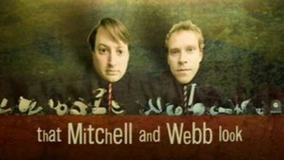 "That Mitchell and Webb Look:British actor/comics David Mitchell and Robert Webb star on Peep Show one of England's longest-running comedy series. They also find time to produce a sketch show, That Mitchell and Webb Look, that gives them another avenue to show off their razor-sharp (and impeccably British) wit. Absurdist, conceptual bits like ""Numbawang"" and ""Sir Digby Chicken Caesar"" place Mitchell and Webb squarely in the lineage of Monty Python, et al."