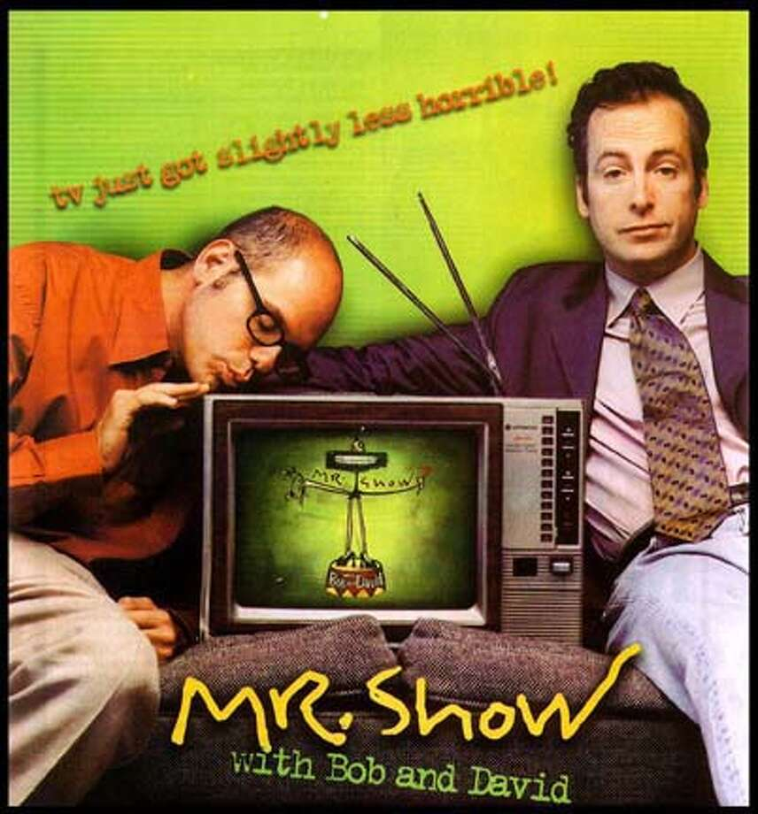 Mr Show:For hardcore comedy nerds, Bob Odenkirk and David Cross' Mr. Show remains the king of sketch comedy shows. Each scene ran seamlessly into the next, providing a feel and a flow that remains unequaled to this day. Eschewing recurring characters, catchphrases and pop-culture parodies, Mr. Show instead leaned on its secret weapon: brilliant writing that didn't underestimate the audience's intelligence. The definition of essential.