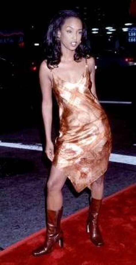 Trina McGee-Davis in 1999. (Brenda Chase/Getty)
