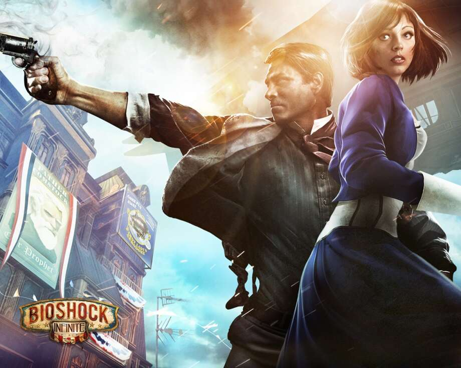 No. 10: Bioshock Infinite Xbox 360 Take-Two Interactive First-person shooter Weekly units sold: 15,209 Total units sold: 729,281 Number of weeks available: 10