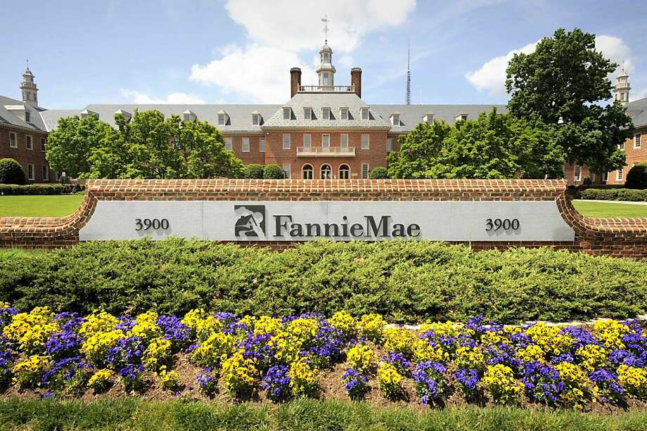 Conforming loans fall below the Fannie Mae and Freddie Mac limits, and jumbo loans are too big to be guaranteed by the firms. Photo: Ken Cedeno, BLOOMBERG NEWS
