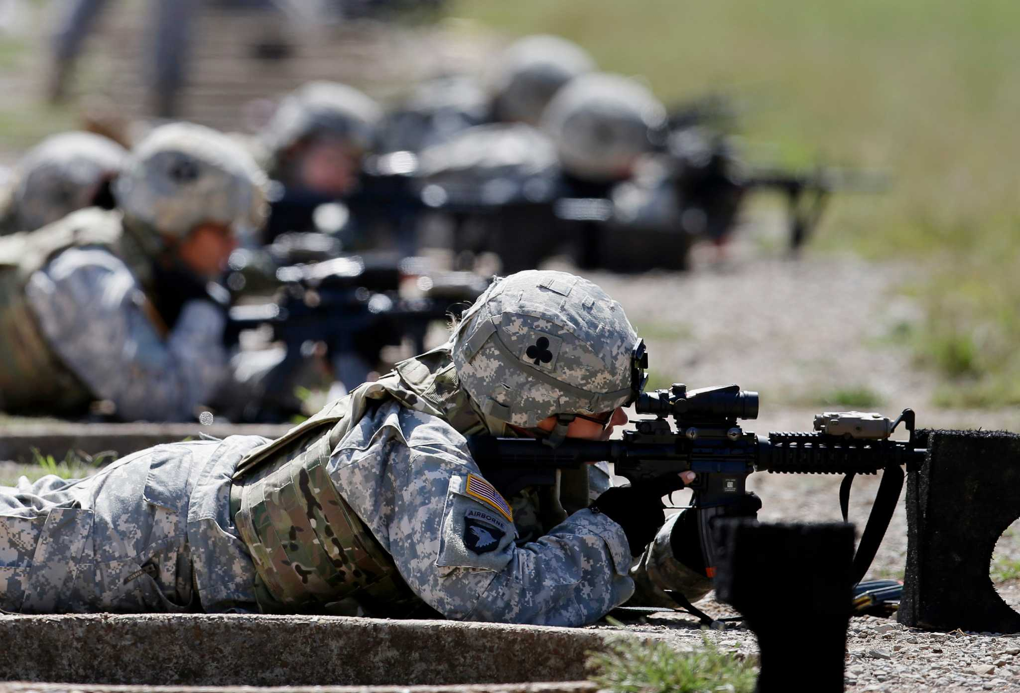 women in military combat assignments The process to open combat jobs to women began in david gilkey/npr for posts and assignments is part of being in the military.