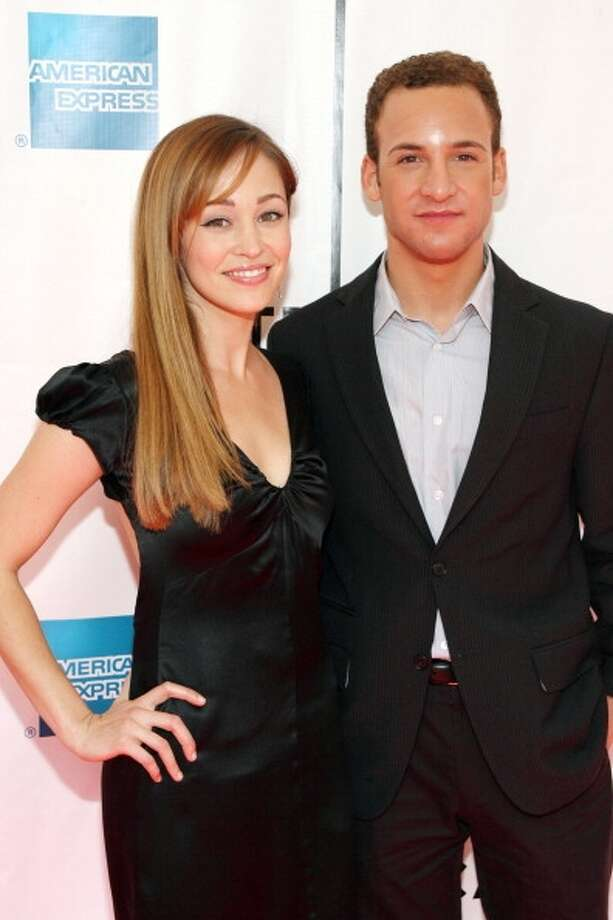Autumn Reeser and Ben Savage in 2007.