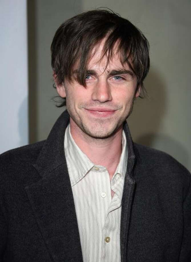 Actor Rider Strong in 2006.