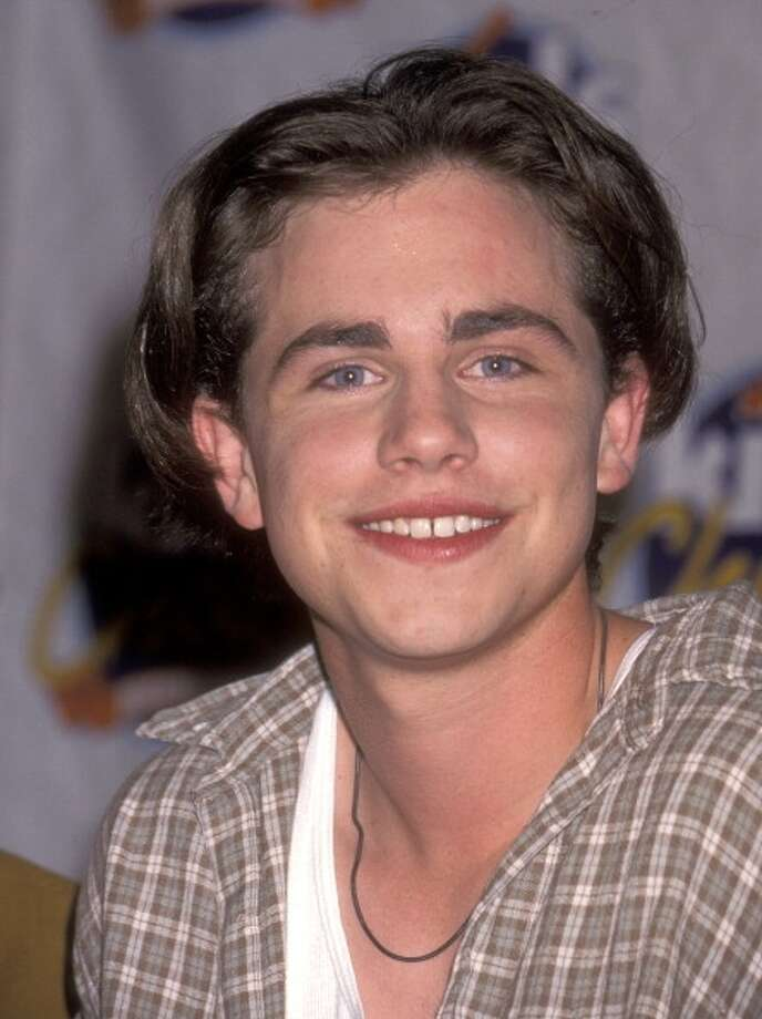 Rider Strong in 1996.