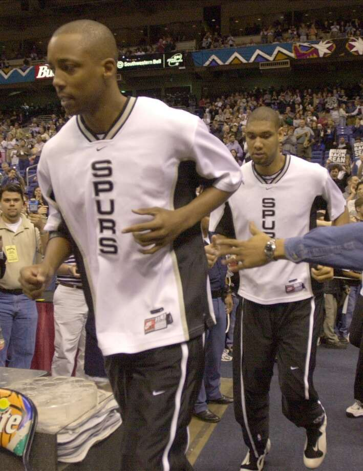 "Sean Elliott: His dramatic comeback after receiving a donated kidney from his older brother, his ""Memorial Day Miracle"" game-winning shot and his rooting interest with the team as a TV analyst has helped him keep his popularity over the years."