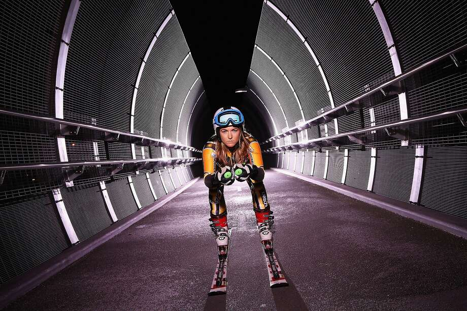 SYDNEY, AUSTRALIA - JUNE 17:  Australian alpine ski racer Lavinia Chrystal poses during a portrait session on June 17, 2013 in Sydney, Australia. Chrystal is aiming to qualify for the Australian Winter Olympic Team in multiple downhill events for the 2014 Sochi Winter Olympic Games.  (Photo by Cameron Spencer/Getty Images) ***BESTPIX*** Photo: Cameron Spencer, Getty Images