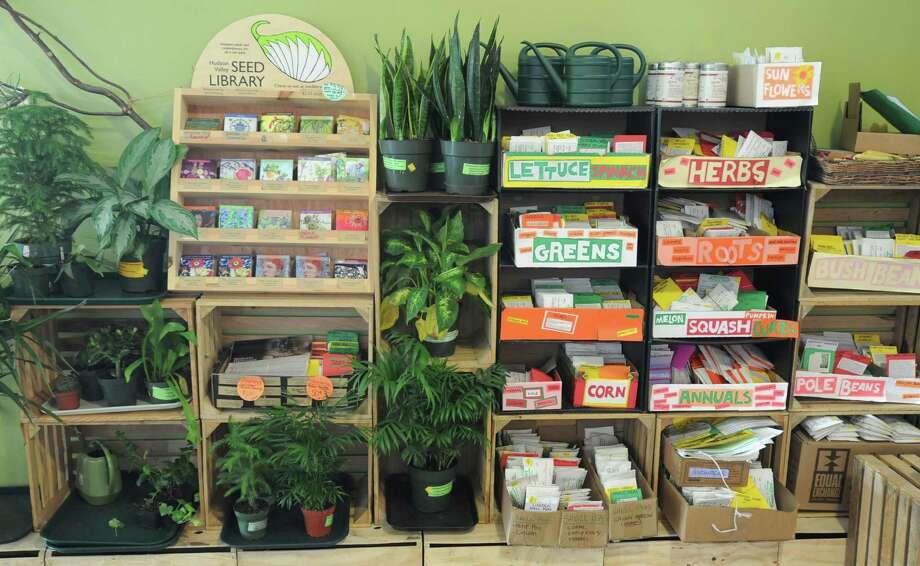 Preview of the new Honest Weight Food Co-op at 100 Watervliet Ave. on Monday, June 17, 2013 in Albany, N.Y.  (Lori Van Buren / Times Union) Photo: Lori Van Buren / 10022837A