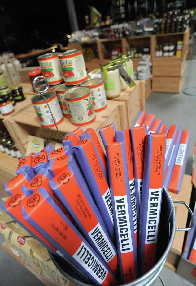 Preview of the new Honest Weight Food Co-op at 100 Watervliet Ave. on Monday, June 17, 2013 in Albany, N.Y. The soft opening is Wednesday. (Lori Van Buren / Times Union) Photo: Lori Van Buren / 10022837A