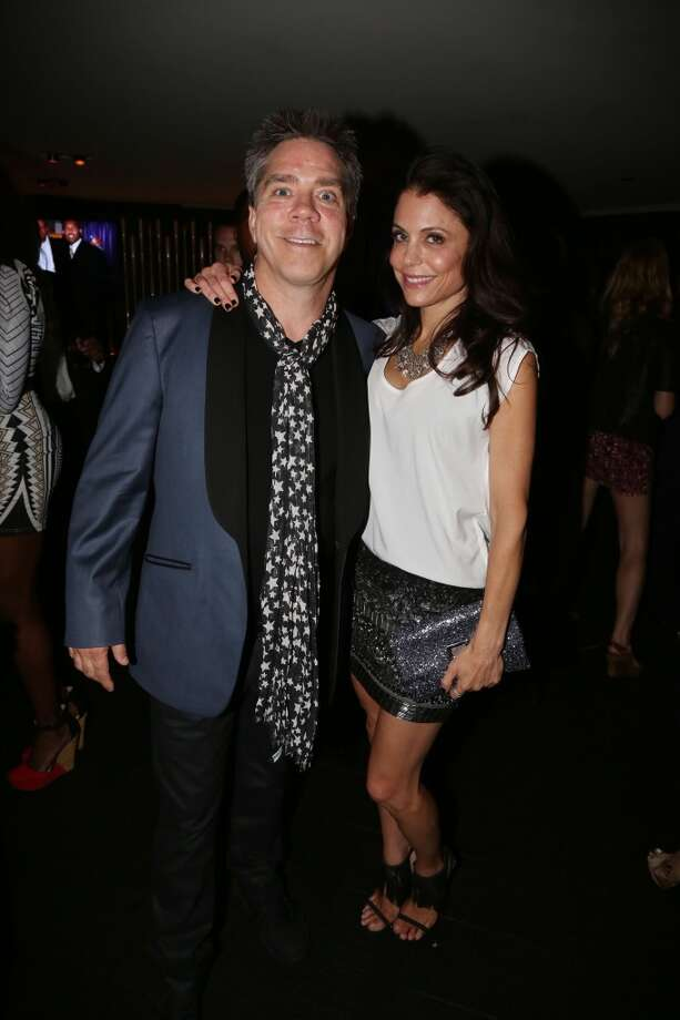 NEW YORK, NY - JUNE 17:  (L-R) Andy Hilfiger and Bethenny Frankel attend The 40/40 Club 10 Year Anniversary Party at 40 / 40 Club on June 17, 2013 in New York City.  (Photo by Johnny Nunez/WireImage)