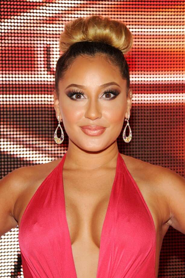 NEW YORK, NY - JUNE 17:  Recording artist Adrienne Bailon attends The 40/40 Club 10 Year Anniversary Party at 40 / 40 Club on June 17, 2013 in New York City.  (Photo by Ben Gabbe/Getty Images)