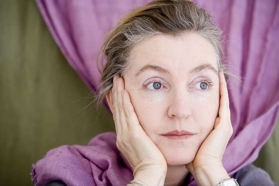 "Rebecca Solnit celebrates the publication of ""The Faraway Nearby"" with a series of readings around the Bay Area this week. Photo: Sallie Dean Shatz"