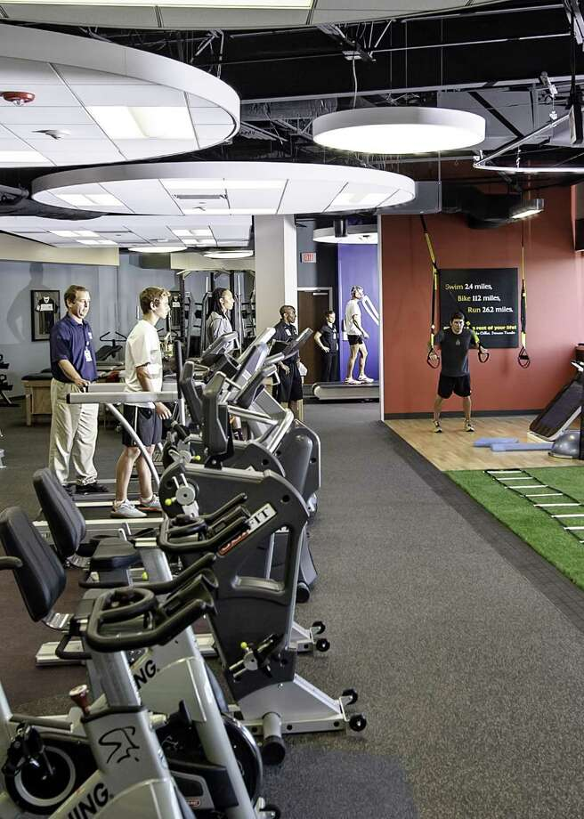 Officials of Memorial Hermann Ironman Sports Medicine Institute, The Woodlands Hospital, say the area is fitness-oriented, thus an ideal location for such a facility. Photo: Courtesy Photo Memorial Hermann