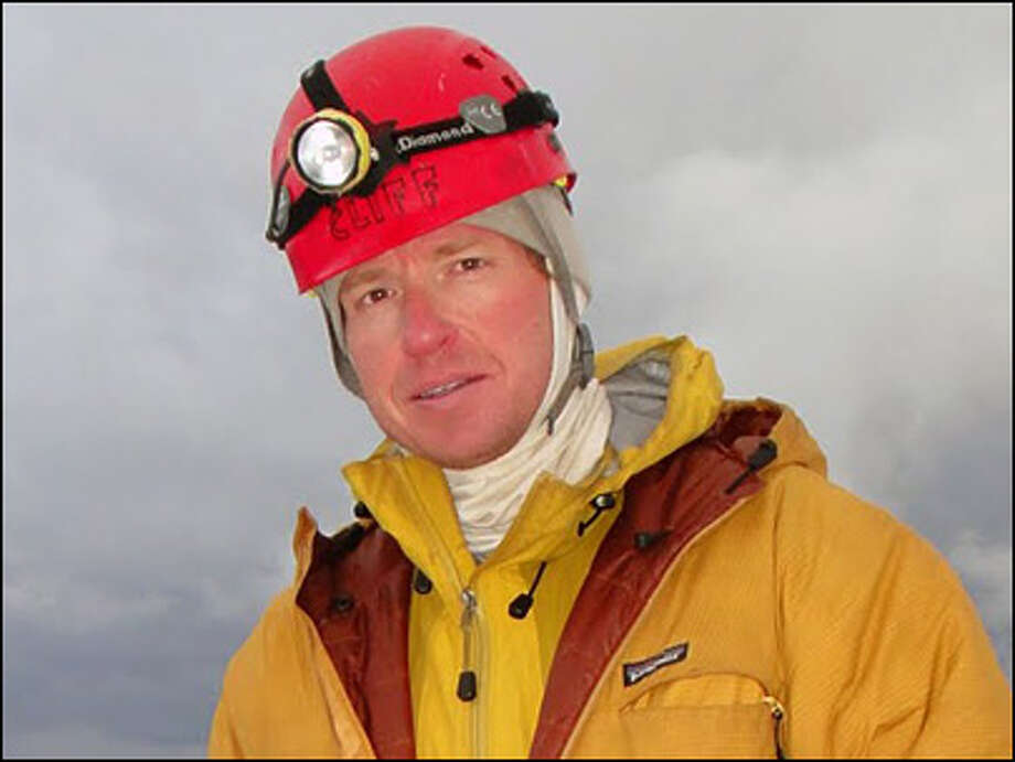 PHOTO DATE UNKNOWN - Park Ranger Nick Hall, who was killed on June 21, 2012 while helping rescue four Texans stranded on Mount Rainier. Courtesy of U.S. National Park Service Photo: Na, U.S. National Park Service / handout