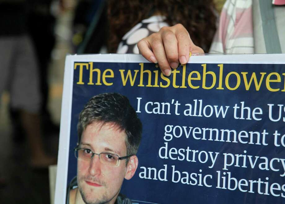 Why are we outraged now when we have been giving away our privacy voluntarily? Photo: Luke Casey, Bloomberg
