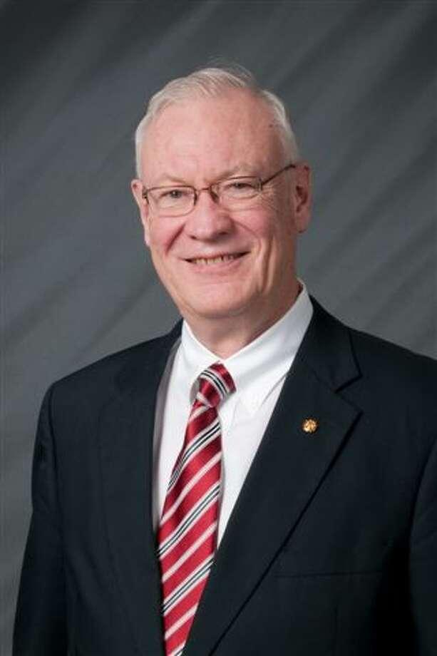 "Richard W. ""Dick"" Heale, Personal Rep, Houston, TX Photo: Lee Baker"