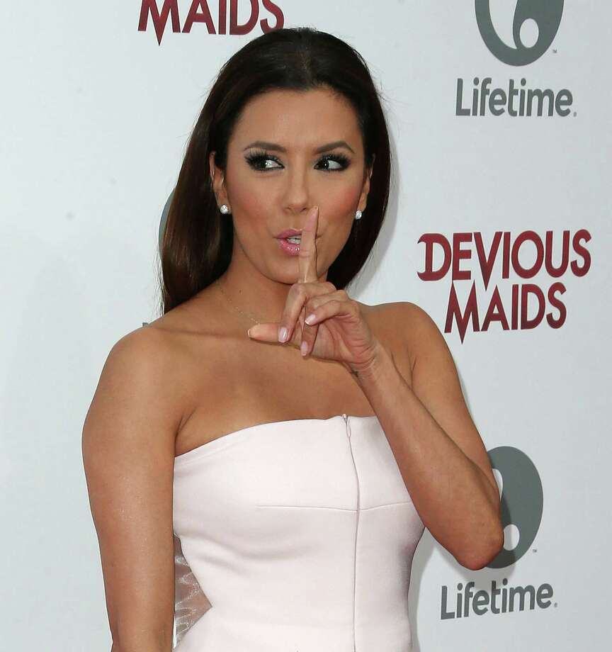 "Executive Producer Eva Longoria attends the premiere of Lifetime Original Series ""Devious Maids"" at the Bel-Air Bay Club on June 17, 2013 in Pacific Palisades, California. Photo: Frederick M. Brown, Getty Images / 2013 Getty Images"