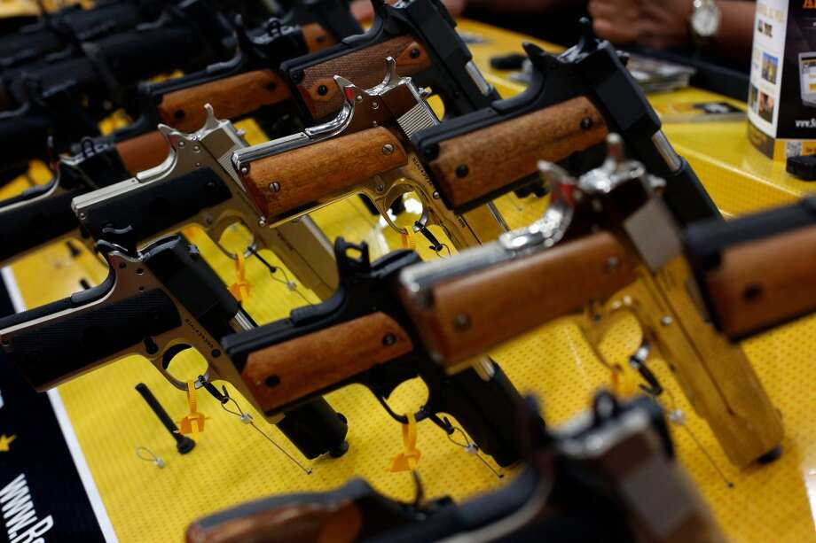 There were 6,041 reports of pistols being lost or stolen from Federal Firearms licensees in the U.S. in 2012, according to the ATF.