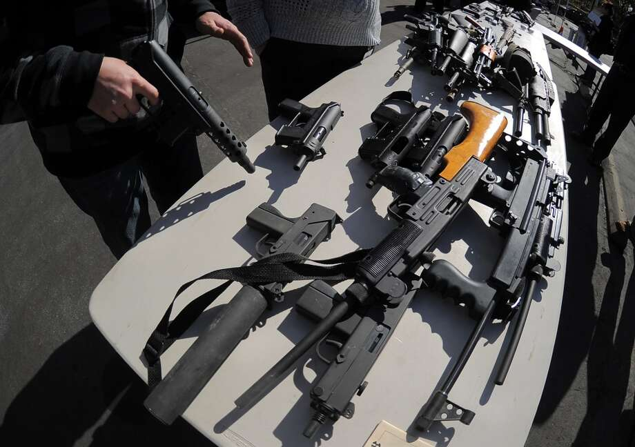 There 42 reports of unknown types of firearms being lost or stolen from FFLs by the ATF in 2012.