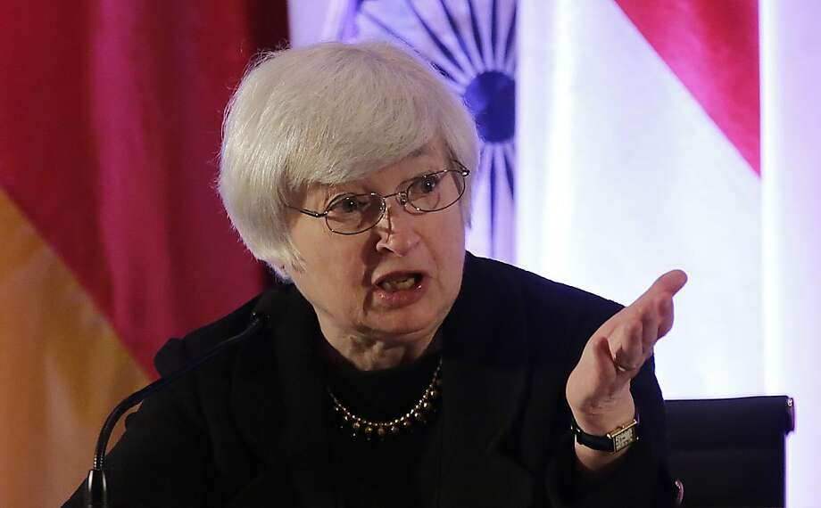 Janet Yellen saw red flags in mortgage lending years before the collapse. Photo: Eugene Hoshiko, Associated Press