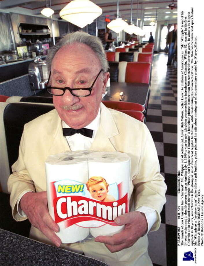 Dick  Wilson