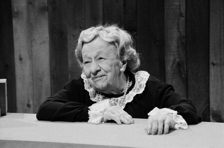 Clara Peller Wendy's Where's the beef? Photo: NBC, NBC Via Getty Images / © NBCUniversal, Inc.