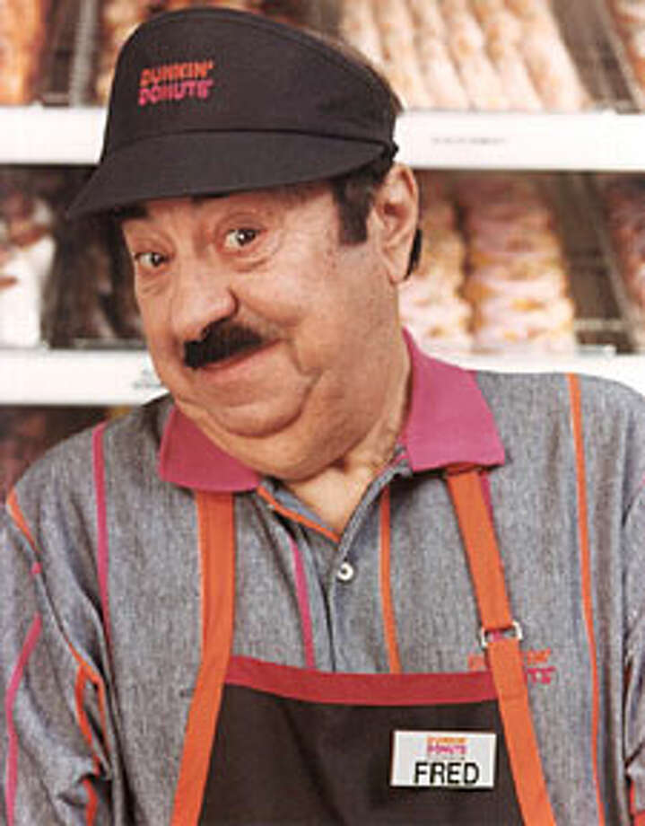 Michael Vale Fred the Baker Dunkin' Donuts Time to make the doughnuts.